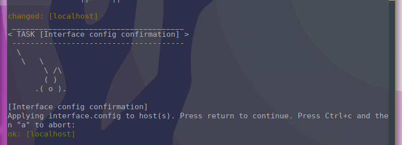 Rendering Cisco configuration with Ansible and Jinja2